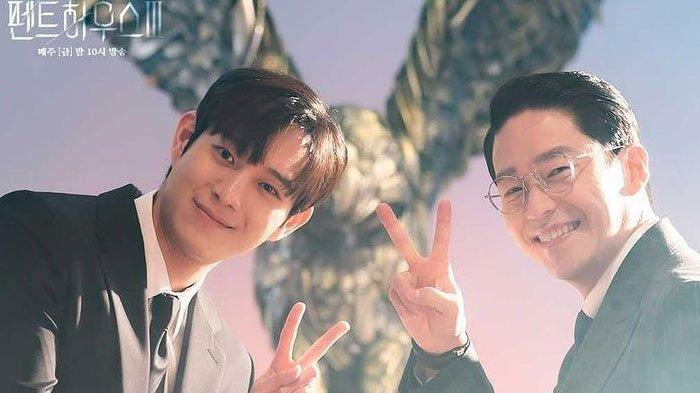 Bocoran The Penthouse 3 Episode 8, Maksud Lain Joo Seok Hoon Putuskan Gabung dengan Joo Dan Tae