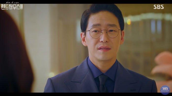 Biodata Uhm Ki Joon, Pemeran Joo Dan Tae dalam The Penthouse, Sering Berperan Jadi Tokoh Antagonis