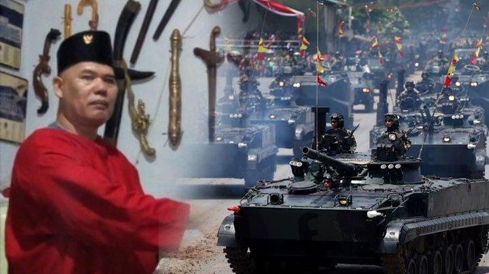 Usai Sunda Empire, Muncul Kerajaan Siap Lantik Saingan Jokowi, King of The King, Catut Nama Prabowo
