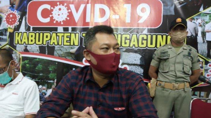 Dua Pegawai Dispendukcapil Kabupaten Tulungagung Dinyatakan Reaktif Setelah Rapid Test Covid-19