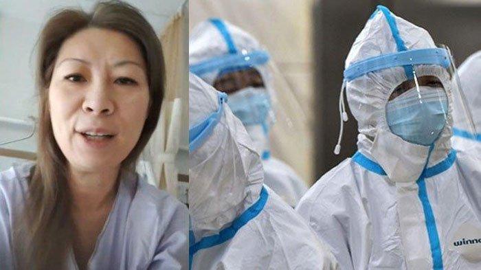 Pasien Virus Corona, Julie Cerita Kesaksian Berjuang Selama 9 Hari dan Sembuh, Momen ini Menyusahkan