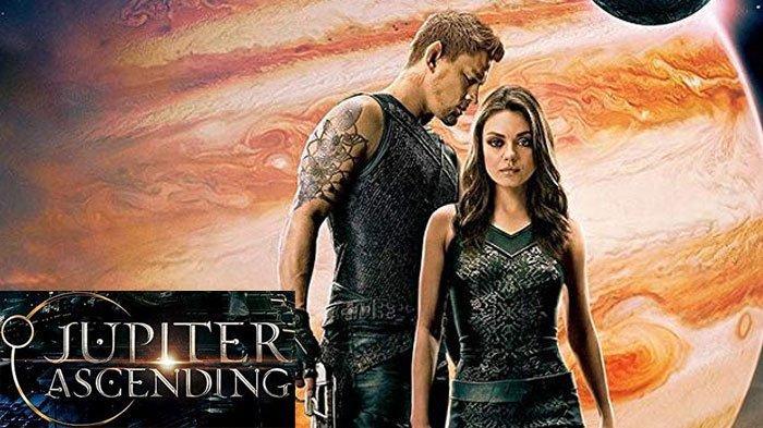 Jadwal Acara TVTrans TV RCTI GTV MNC TV ANTV TRANS 7 Rabu 10 Juni 2020, Ada Film Jupiter Ascending
