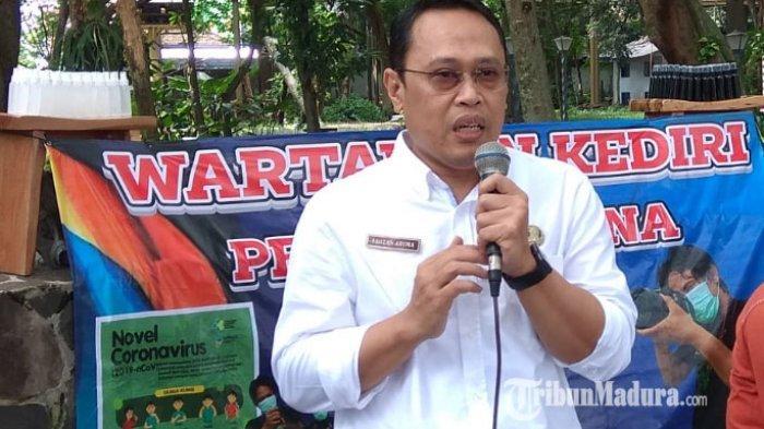 Libur Panjang, GTTP Covid-19 Kabupaten Kediri Awasi Protokol Kesehatan di Tempat Umum