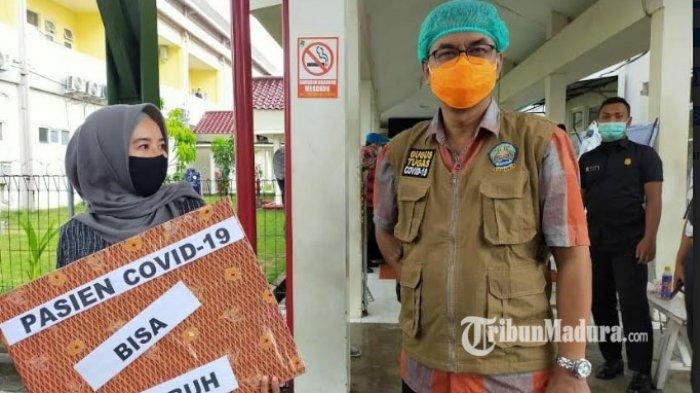 Pasien Ke-3 Positif Covid-19 di Bangkalan Madura Dinyatakan Sembuh, Wajib Isolasi Mandiri di Rumah
