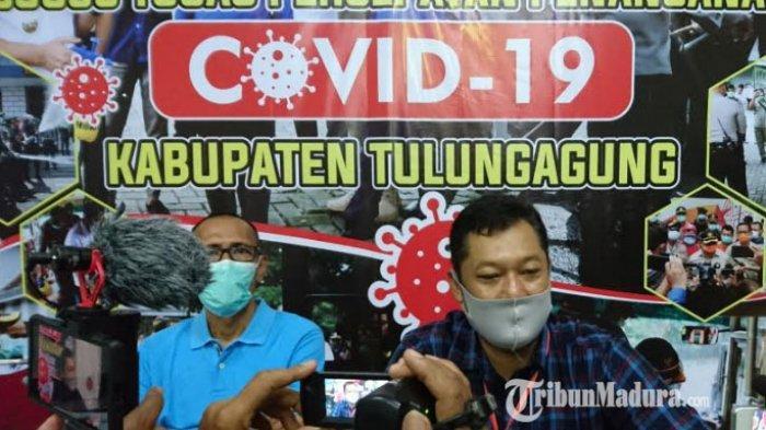 Satu Pasien Covid-19 di Kabupaten Tulungagung Dinyatakan Sembuh dan Ada Tambahan 2 Kasus Positif
