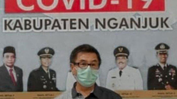 1 Karyawan Pabrik Rokok Sampoerna Rungkut Surabaya Pulang Kampung, Langsung Dirawat di RSUD Nganjuk