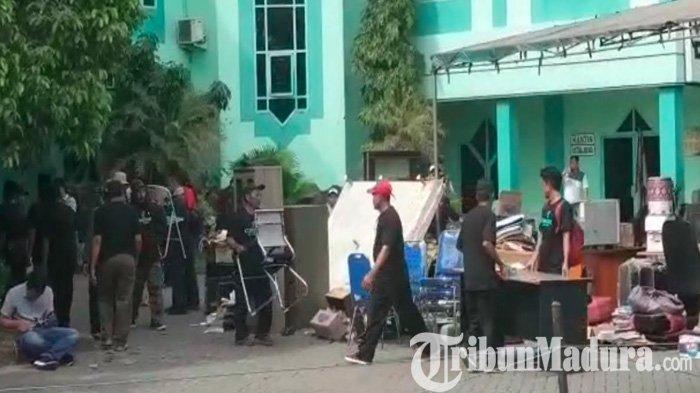 Juru Sita Sukses Eksekusi Gedung Astranawa, Inilah yang akan Dilakukan PN Surabaya Selanjutnya