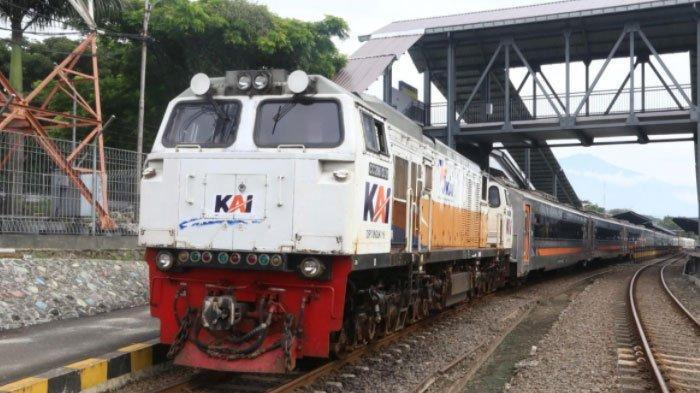 Daftar Perjalanan Kereta Api Wilayah PT KAI Daop 8 Surabaya yang Dibatalkan saat PPKM Darurat