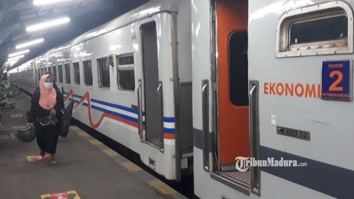 Lima Kereta Api Beroperasi di Wilayah PT KAI Daop 9 Jember selama Masa Larangan Mudik Lebaran 2021