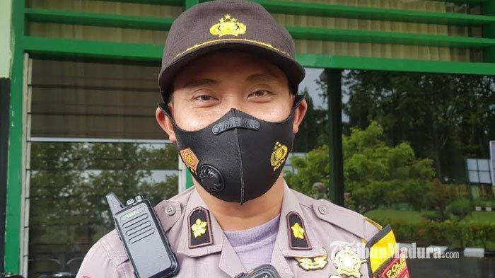 136 Personel Polres Sumenep Diterjunkan untuk Pengamanan Pelantikan Bupati dan Wakil Bupati Terpilih