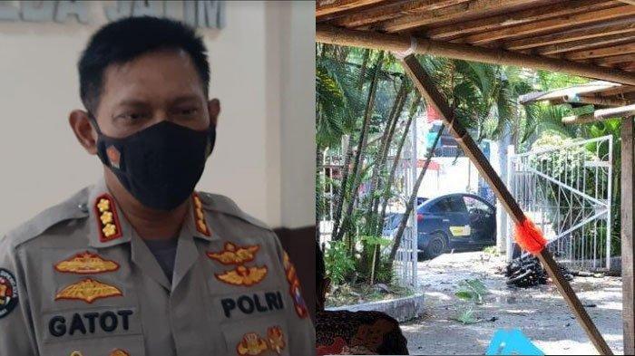 Pasca Bom di Gereja Katedral Makassar Meledak, Polda Jatim Turut Perketat Keamanan di Jawa Timur