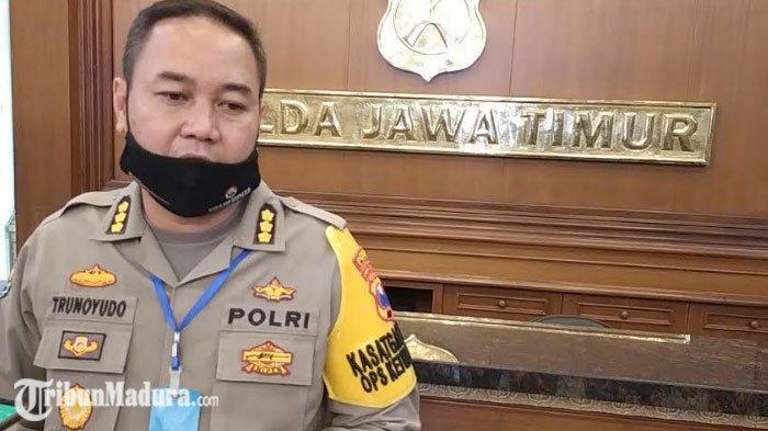 Halau Pergerakan Perantau ke Jakarta, Polda Jatim Perketat Beberapa Titik Pasca Lebaran 2020