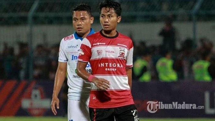 Pelatih Madura United Puji Penampilan Impresif Debut Pemain Mudanya, Sebut Mampu Kuasai Situasi