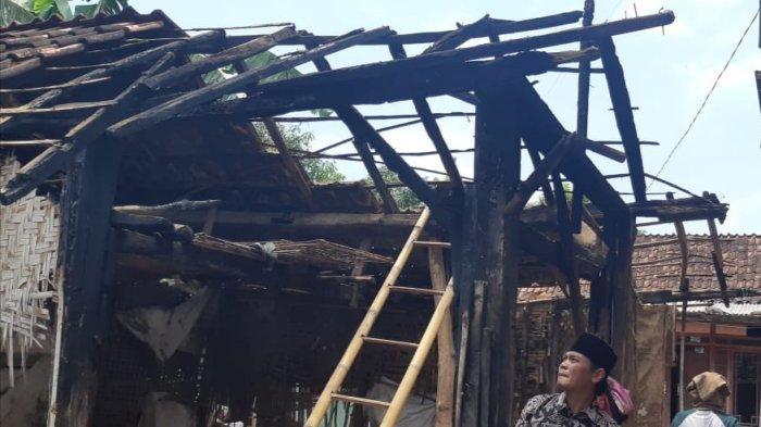 Gegara Puntung Rokok, Dapur Milik Kepala Dusun Jambaran Terbakar