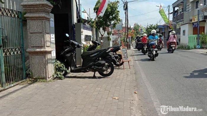 Niatnya Mau Nongkrong di Kafe, Pemuda Kota Malang ini Kemalingan MotorHonda Vario saat Diparkir