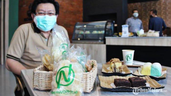 Kafe Networking, Tempat Nongkrong Baru di Surabaya, Semua Pembayarannya sudah Pakai Digital