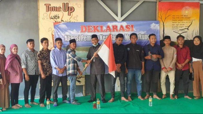 Pilkada Sumenep 2020: Achmad Fauzi - Dewi Khalifah Dapat Dukungan Penuh dari Pemuda Lima Kepulauan