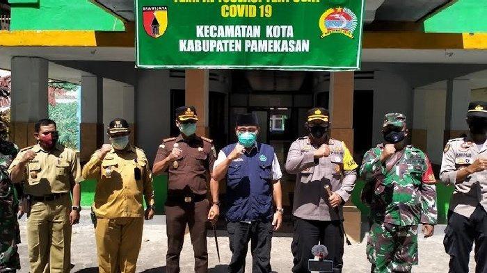 Tempat Isolasi Terpusat Pasien Covid-19 Telah Disediakan, Ada 8 Kamar Siap Dipakai di Hotel Garuda