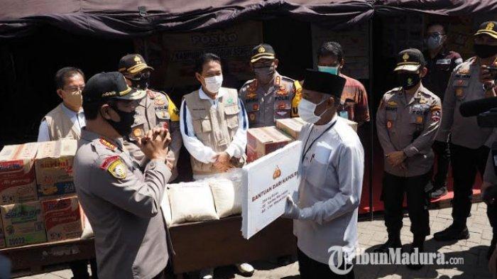 Kabupaten Sidoarjo Siap Hadapi New Normal, Nur Ahmad Syaifuddin Berharap PSBB Berhenti di Tahap 3