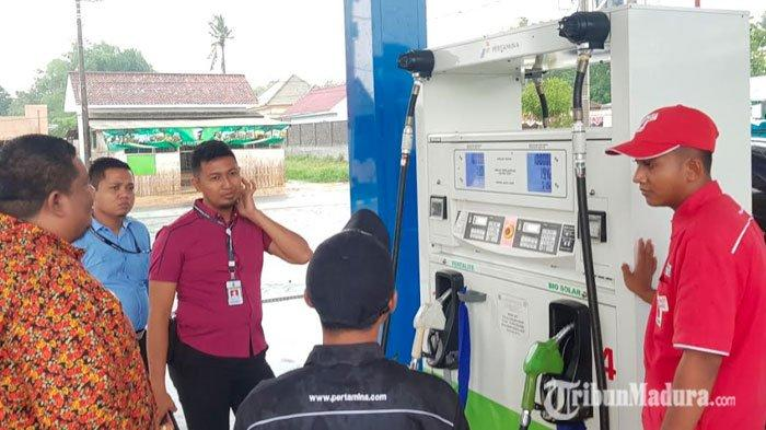 Polres Sumenep Tetapkan 3 Tersangka Jual Beli BBM Ilegal, Tersangka Nihil Dokumen Resmi BBM