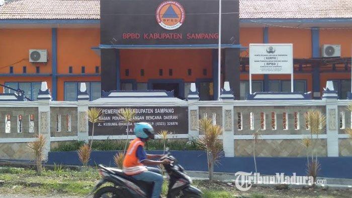 Musim Penghujan Berakhir, BPBD Sampang Tutup Posko Tanggap Bencana pada April 2020