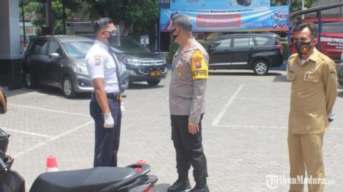 Pegawai Bank Pelat Merah Cabang Blitar Positif Covid-19, Sebagian Pelayanan Dialihkan ke Kantor Unit