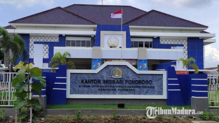Kantor Imigrasi Kelas III Ponorogo Terapkan Lockdown Selama Sepekan