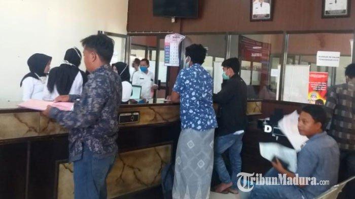 18 Ribu Lebih Warga Belum Punya e-KTP, Ini Penjelasan Dispendukcapil Sampang