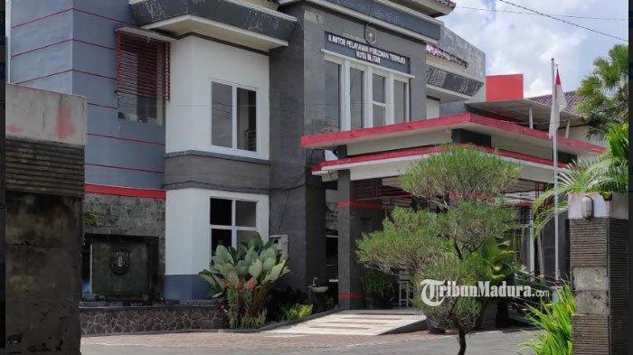 Penutupan Pelayanan Kantor Perizinan Kota Blitar Diperpanjang, Ada 14 Pegawai Positif Covid-19