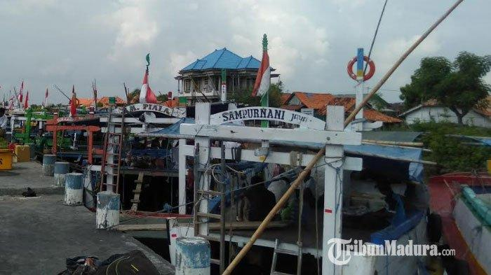 Satpolair Polres Sampang Tekankan Pemilik Kapal Penumpang untuk Lengkapi Dokumen Kapal