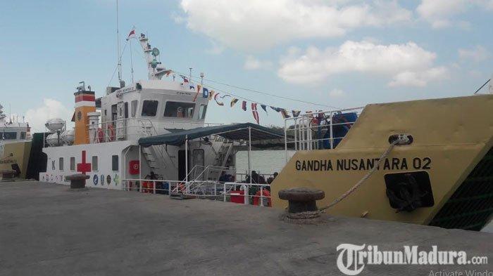 Kapal RS Terapung Diresmikan Hari ini, Peresmian Dihadiri LangsungDua Menteri danGubernur Jatim