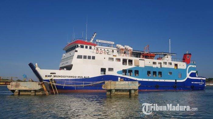 Cuaca Buruk, Semua Pelayaran Antar-pulau di Kabupaten Sumenep Ditangguhkan Sementara