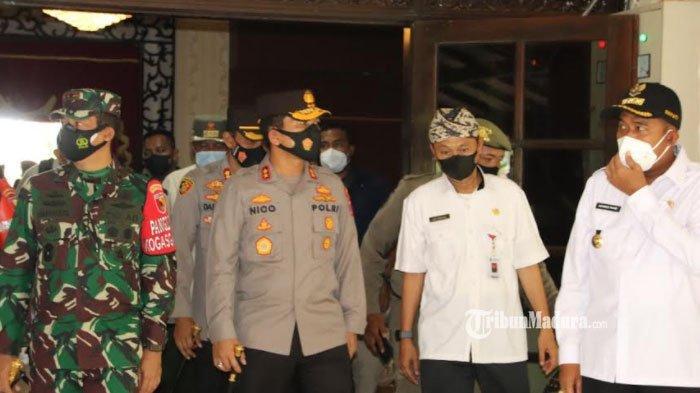 BREAKING NEWS - Kapolda Jatim dan Pangdam V Brawijaya Lakukan Kunjungan ke Kabupaten Sumenep