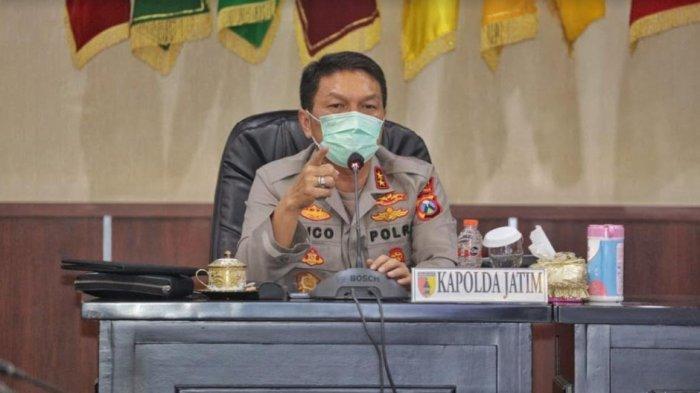 Kasus Baru Covid-19 di Bangkalan, Kapolda Jatim: Publikasikan ke Masyarakat Langkah Satgas Covid-19
