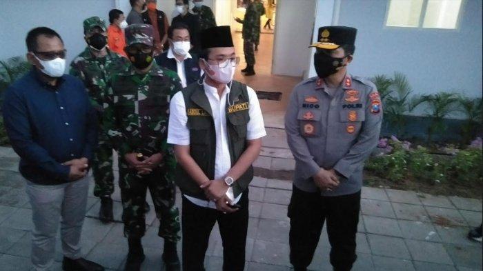 RSUD Syamrabu Bangkalan Sudah Penuh, Kapolda Jatim Ajak Masyarakat Bersatu Tanggulangi Covid-19