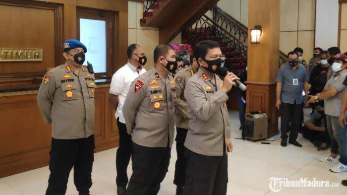 Kapolda Jatim Berlakukan Aturan Jam Malam di Jawa Timur saat Malam Tahun Baru 2021, Ini Imbauannya