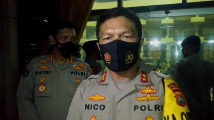 Antisipasi Kericuhan Kembali, Polda Jatim Perketat Pengamanan Sekitaran Islamic Centre Surabaya