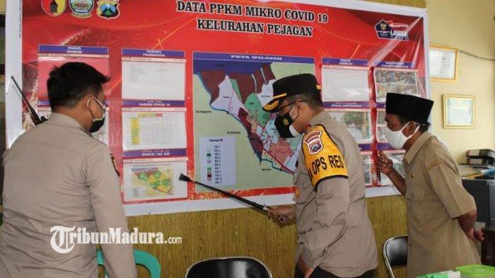 2 Kecamatan di Bangkalan Berubah Jadi Zona Merah, Kapolres Bangkalan Ungkap Sebuah Teori