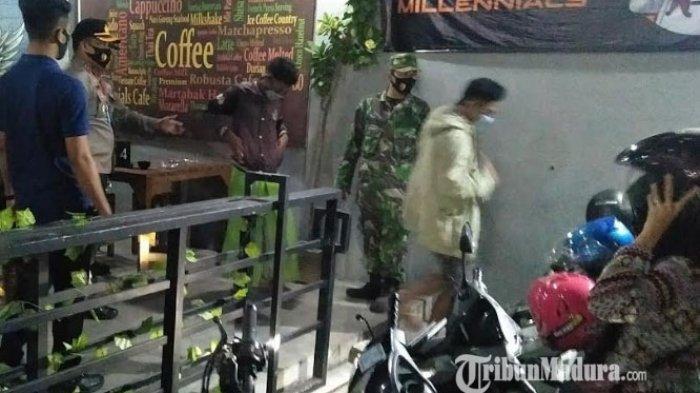 Kapolres Bangkalan Bentak dan Usir Seorang Pengunjung Kafe yang Enggan Pakai Masker