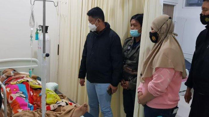 Kisah Aipda Tony Rudianto, Anggota Polres Batu yang Selamat dari Ledakan Bom saat Kejar Maling Motor