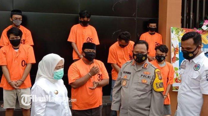 Oknum Pak Kades di Bojonegoro Hendak Pesta Sabu Tapi Ditangkap Polisi, Ngaku Baru Dua Kali