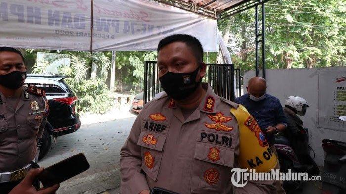 Personel TNI-Polri Dikerahkan untuk Pantau Protokol Kesehatan Selama Transisi New Normal di Gresik