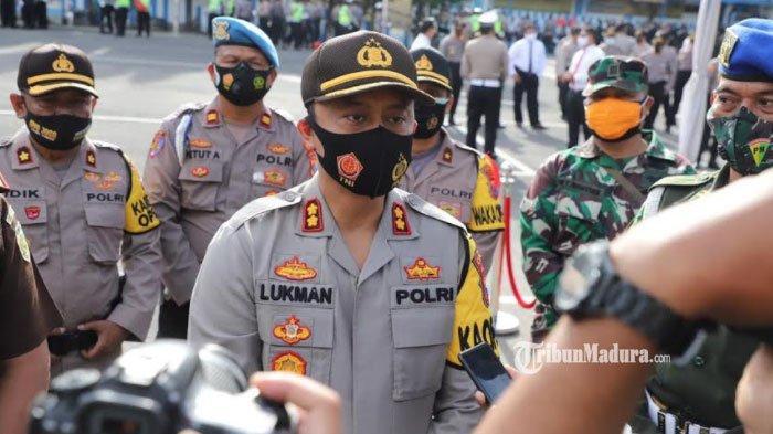 Kapolres Kediri AKBP Lukman Cahyono Imbau Warga Tak Gelar Takbir Keliling saat Malam Idul Adha