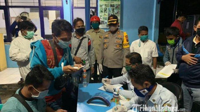 33 TKI Malaysia Asal Pamekasan Berstatus ODR, Diwajibkan Isolasi Mandiri Selama 14 Hari