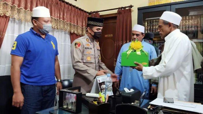 Akhir dari Viralnya Video Habib Umar Abdullah Assegaf Berujung Damai, Kapolres Pasuruan Silaturrahmi