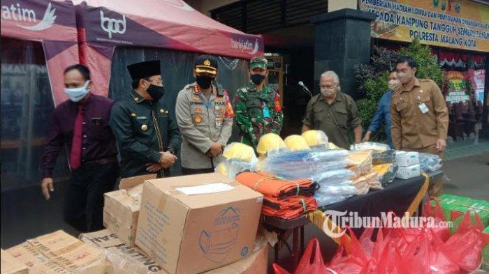 Kasus Virus Corona Terus Bertambah di Kota Malang, Lockdown Lokal di Zona Merah akan Dilakukan