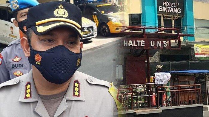 Polisi Akhirnya Lepas Mahasiswa yang Bentangkan Poster saat Jokowi Melintas, Presiden BEM Merespon