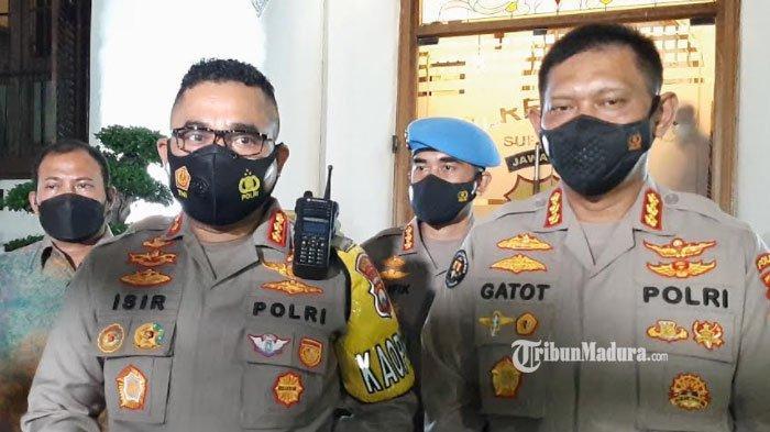 Pemecatan secara Tidak Hormat Menanti Lima Oknum Polisi di Surabaya setelah Ditangkap Karena Narkoba