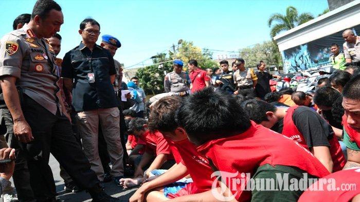 Geng Jawara Kampung Beri Pengakuan Mengejutkan, Kapolres Surabaya Perintahkan Tindak Geng All Star