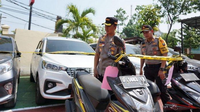 Jadi Raja Penipuan & Penggelapan Mobil Rental di Surabaya Sidoarjo, Pengusaha Muda Ditangkap Polisi